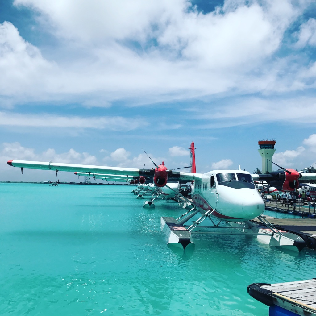 The Maldives Seaplane