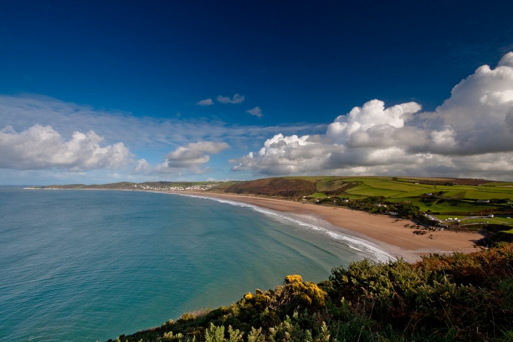 1.Woolacombe Beach, Devon - Best Beaches in England